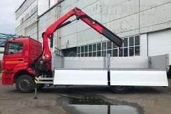 Камаз 5325-1001-69 + КМУ Ferrari F148 A2 + борт сталь 6,2м. + доп.опоры, 2021