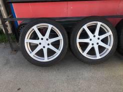 Комплект зимних разношироких колёс r18