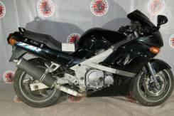 Мотоцикл Kawasaki ZZR400-2, 1996г, полностью в разбор