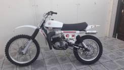 CZ 125, 1981