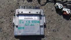 Блок управления двигателем Ford Focus 2 1.8 QQDB ESU411 1712930