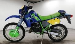 На запчасти Kawasaki KMX 200