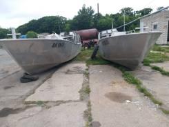 Продаю рыболовный катер, регистровый (ВМРП), подвесной двигатель 175 Л