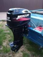 Лодочный мотор Mercury 40