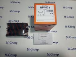 Колодки тормозные задние Nisshinbo NP4002 PF-4299 Оригинал Япония