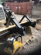 Вилы откидные для экскаватора погрузчика Case 570ST