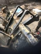 Вилы откидные для экскаватора погрузчика Hitachi BX70
