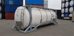 Танк контейнер 30.000L swap body T7