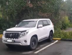 Аренда авто Toyota Land Cruiser Prado