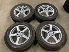 Диски R17 + Dunlop WinterMaxx SJ8, 225/65 R17 идеал Япония