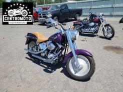 Harley-Davidson Fat Boy, 2002