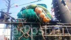 Рыбо-Промысловый трал (рыбодобыча)
