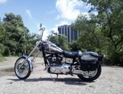 Harley-Davidson Dyna Wide Glide FXDWG, 1993