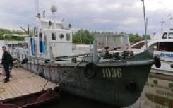 Продается судно проект РВМ-376