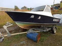 Катер Suzuki GF 17