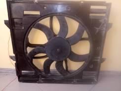 Вентилятор радиатора с диффузором volkswagen amarok 2h0 121 203k, 600w