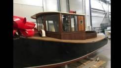 Моторное судно проекта Аскольд-18