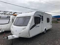 Sterling Caravans Europa, 2011