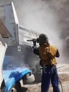 Услуги пескоструйной обработки авто