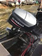 Лодочный мотор Ямаха Yamaha 30 лс 2014 год