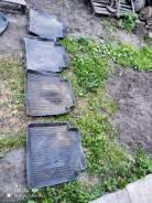 Коврики резиновые салонные ВАЗ 2106, ВАЗ 2107
