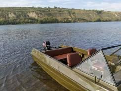 Лодка Крым с мотором suzuki 30