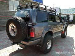 Продам фаркоп качество Германия. Toyota LAND Cruiser 80.
