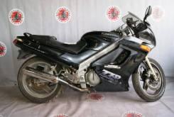 Мотоцикл Kawasaki ZZR250, 1995г, полностью в разбор