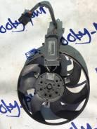 Вентилятор кондиционера для VW Touareg 03-10 в сборе