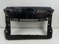 Рамка радиатора Volkswagen Polo 5 [6RU805588F]