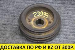 Шкив коленвала Toyota 1KZ (клиновой) контрактный