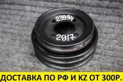 Шкив помпы Toyota 1KZ 16371-67020 контрактный