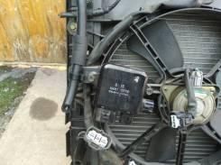 Блок управления вентиляторами (контроллер) Mazda Tribute EP3W L3