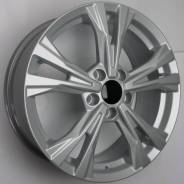 Диск колесный 17 Remain R204 Nissan Xtrail 7x17 5x114,3 ЕТ 45 66.1 сильвер