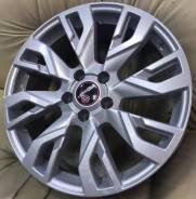 Диск колесный 18 Remain R207 Nissan Qashqai 7x18 5x114.3 ЕТ 40 66.1 сильвер