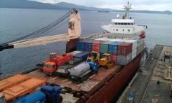 Отправка грузов Сахалин Магадан Камчатка
