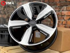 NEW! В Наличии! Топовые! # Audi RS4 Avant R20 Black Milling [VSE-4]