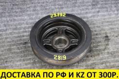 Шкив коленвала Nissan VQ20 1230331U00 контрактный