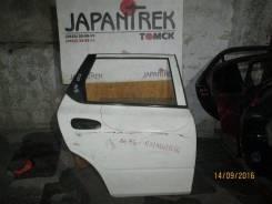 Дверь боковая Honda Partner, правая задняя