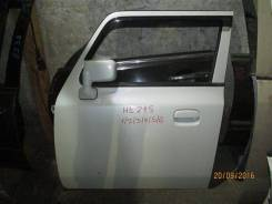 Дверь боковая Suzuki ALTO Lapin, левая передняя