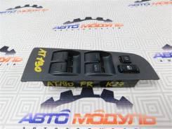 Блок упр. стеклоподьемниками Toyota Caldina 1997 [1фишка,8482020510], правый передний