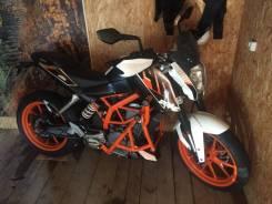 KTM 390 Duke, 2013