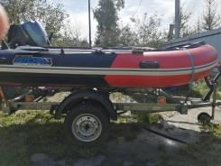 Продам лодку, мотор и прицеп