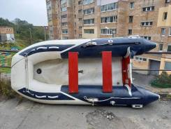 Лодка forward 320 с мотором tohatsu 9.8