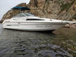 Продам SeaRay 270 DA двигатель подвесной Honda 225