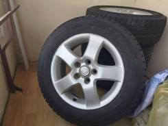 Зимняя резина Dunlop Winter Maxx WM02 215/60/R16 на литье (Камри)