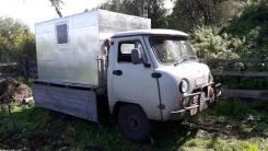 Кунг на УАЗ 3303