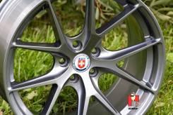 Литые диски HRE P101 19x9.5 et38 5x114.3 Ган метал (Makston)