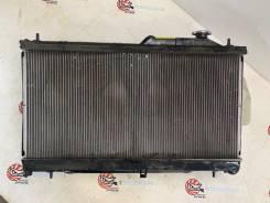 Радиатор основной EJ204 AT (Пробег - 81 т. км) Subaru Legacy BL5 #4