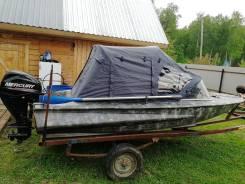 Продам лодку обь1
